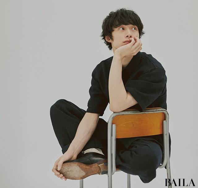 【俳優・モデル 坂口健太郎インタビュー】ちかくて、とおいもの_1
