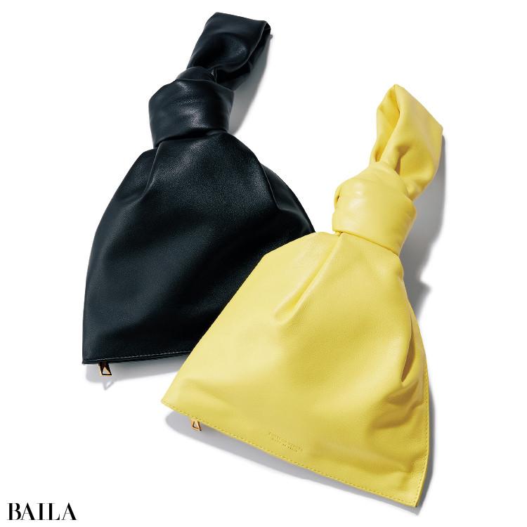 ボッテガ・ヴェネタのバッグ「ミニ ザ・ツイスト」