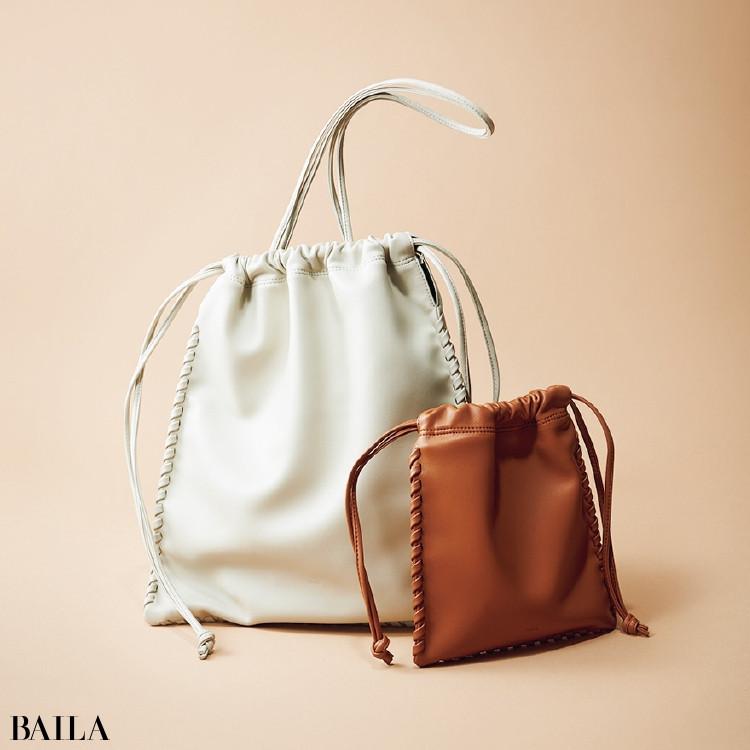 ヴァジックのバッグ「Wells Mini Mini」と「Wells」