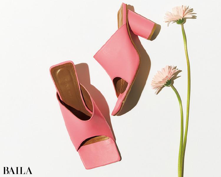 ジェーン スミスの靴