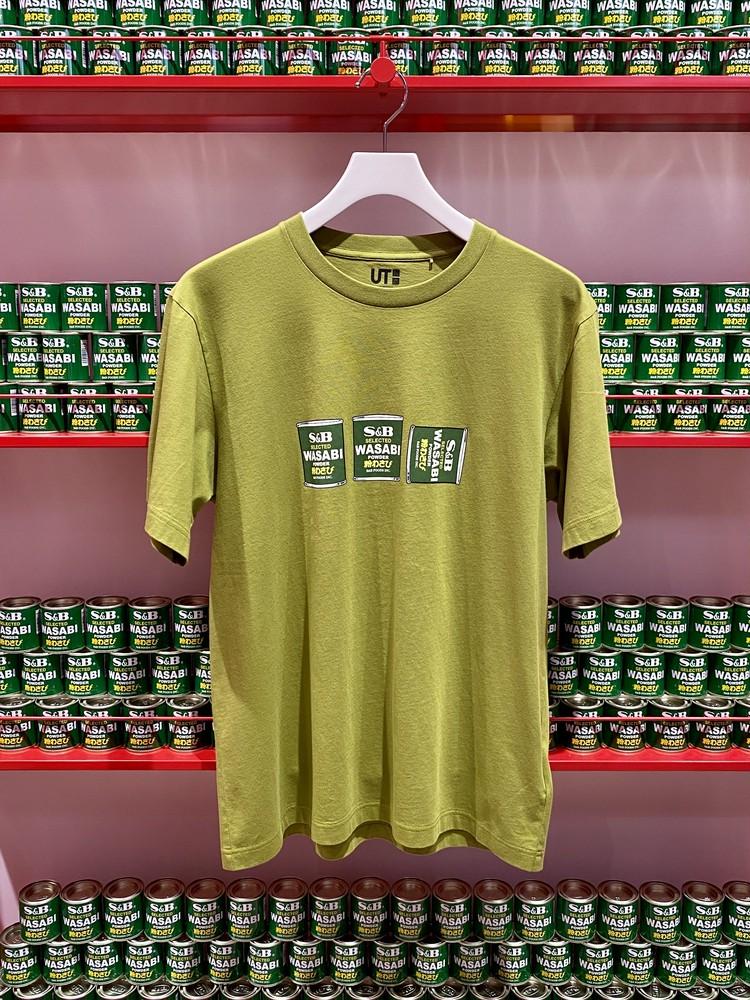 【ユニクロ(UNIQLO)UT】人気企業&名品コラボ¥990Tシャツ14選_5