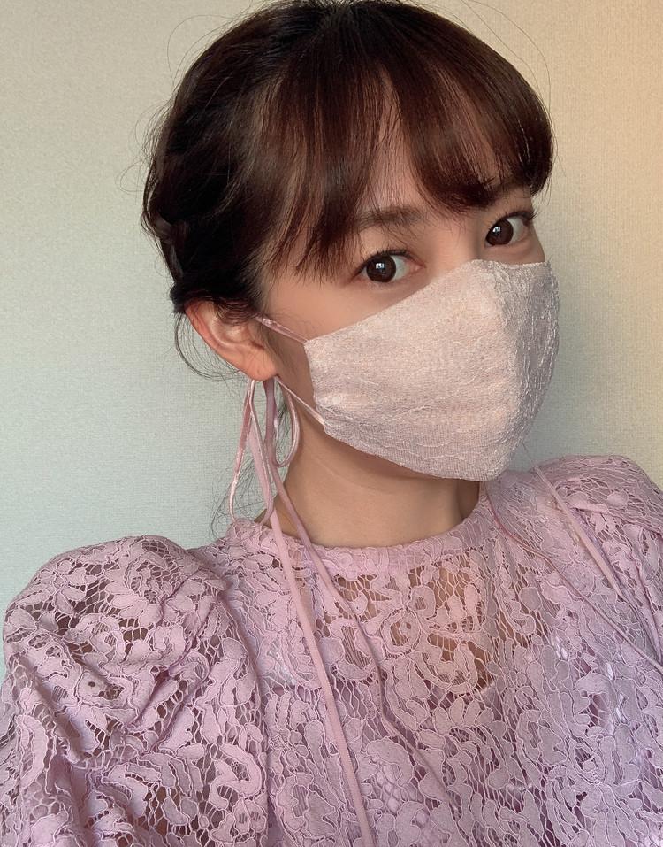 ドレスクオリティ!?vi-naのマスクが可愛すぎる!_5