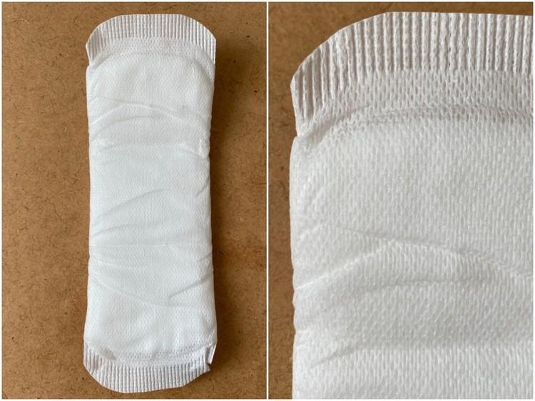 【無印良品の生理用品】「生理ナプキン」羽つき&羽あり2種がシンプルパッケージで新登場 羽なし