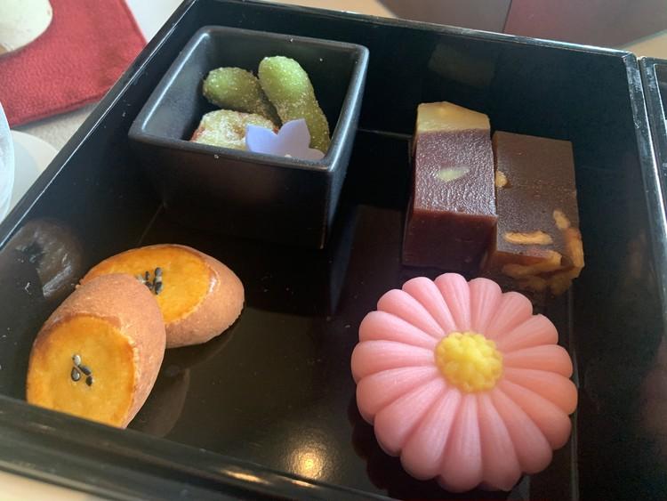 【気分は京都】パレスホテルの和のアフタヌーンティーが美味_3_2