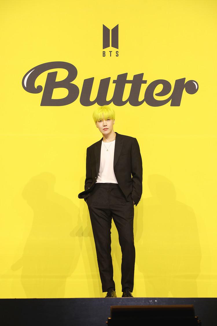 『Butter』でカムバックしたBTSのJ-HOPE