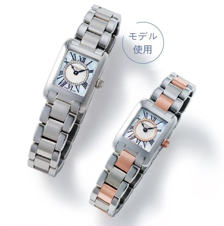 【上質な腕元がもたらす、自信と洗練】新しい毎日に、フレデリック・コンスタントのレディな時計を_4