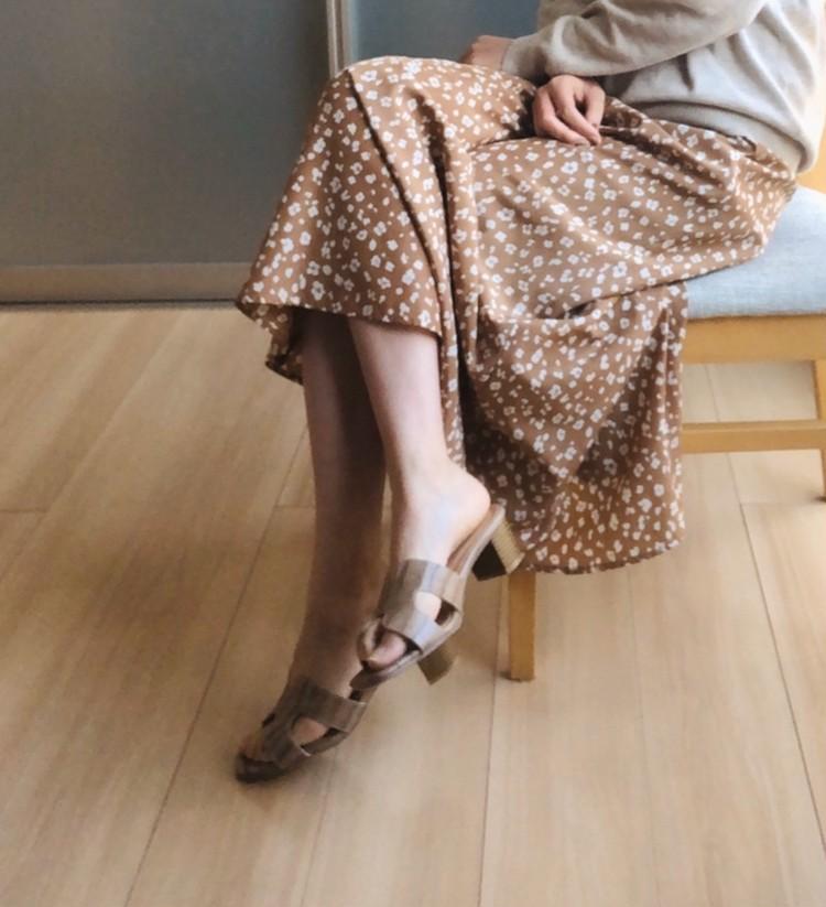 【¥3,500以下】おうちでポチッ♪足元映えなtitivateのフラット靴&サンダル_5