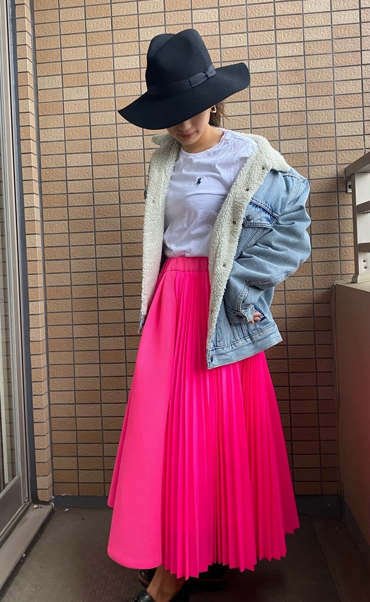 【OOTD】偏愛スカート♥私だけのお気に入り_4