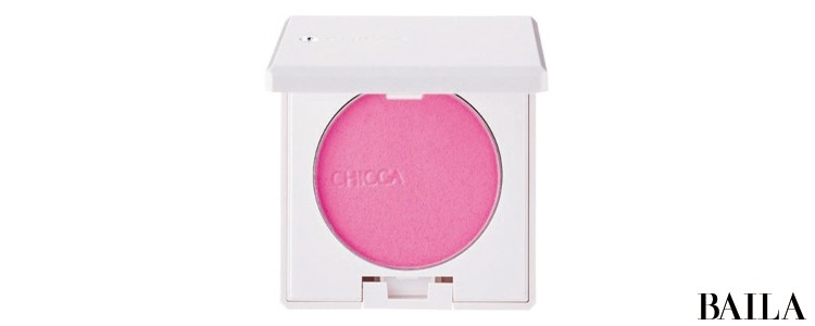 CHICCA フローレスグロウ フラッシュブラッシュ パウダー07 ¥3000/カネボウ化粧品