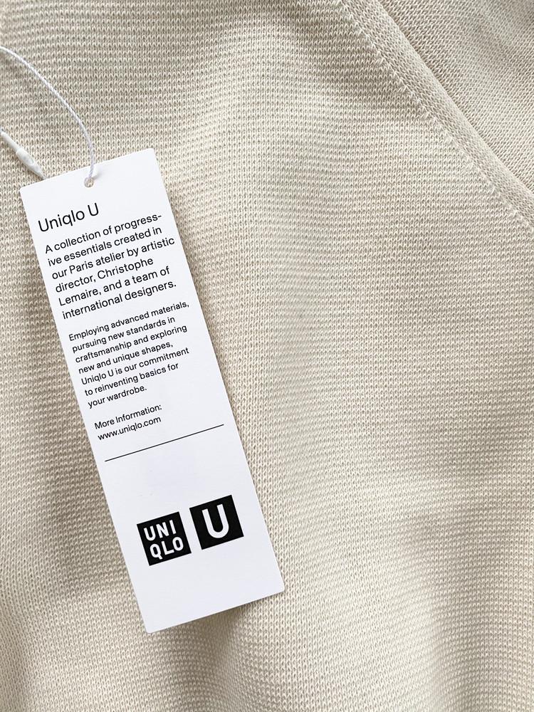 【Uniqlo U】幻のカーディガン!サイズ感もレビューします。_1