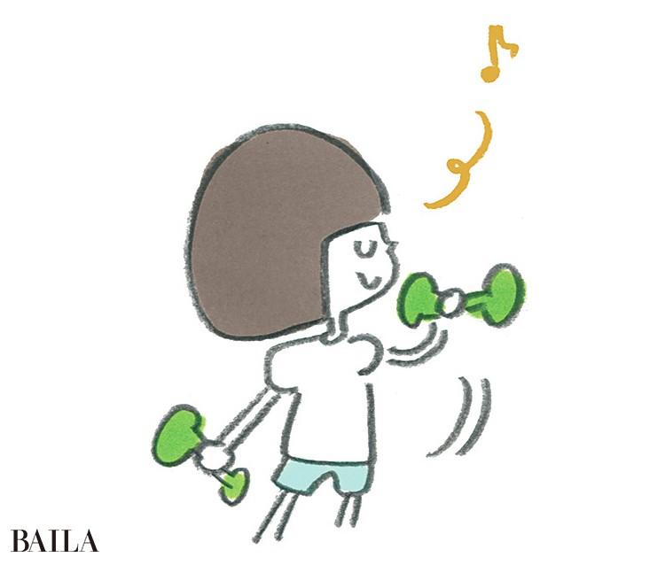 【NO!糖化習慣7】ヨガだけでなく 筋力をアップするプチ運動も
