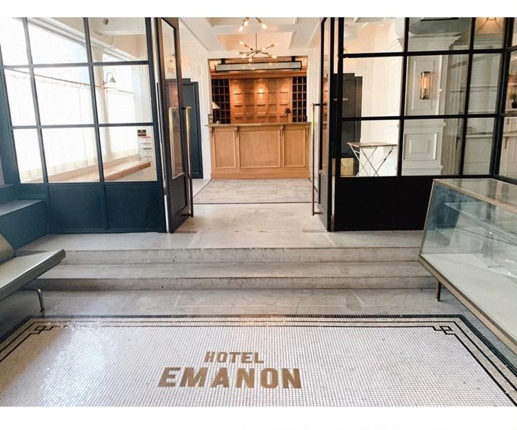 #hotel emanonで検索☑︎インスタ映えする空間で女子会ランチ!_5