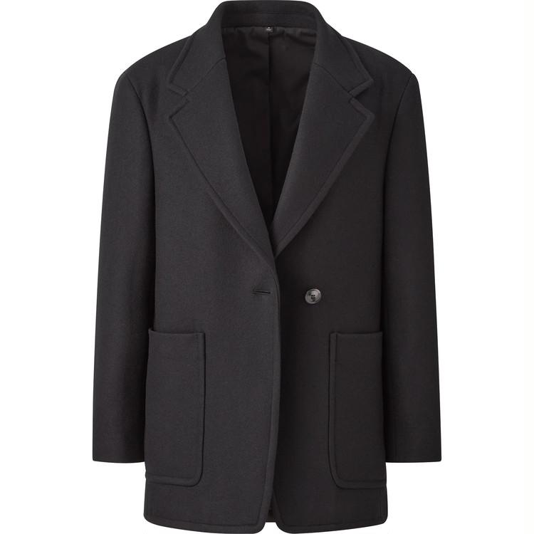 【ユニクロ ユー(Uniqlo U)】2020秋冬新作おすすめコート&ジャケット ウールブレンドジャージージャケット