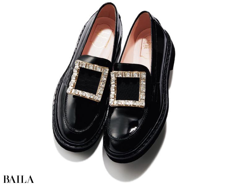 ロジェ・ヴィヴィエの靴