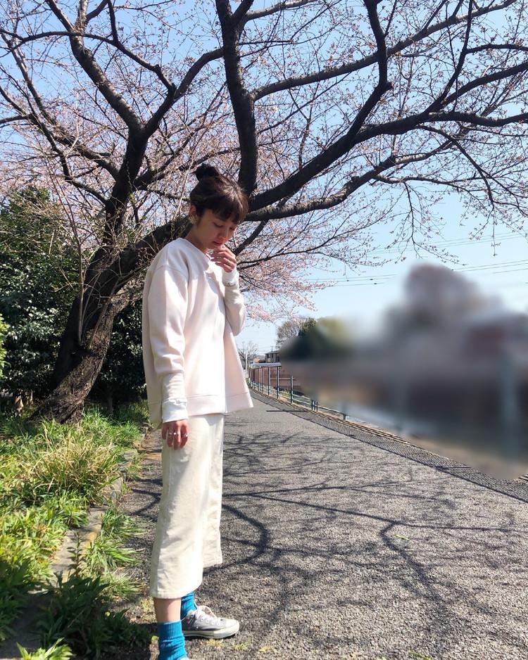春に使えるUNIQLOのカラー靴下がかわいい‼︎_3