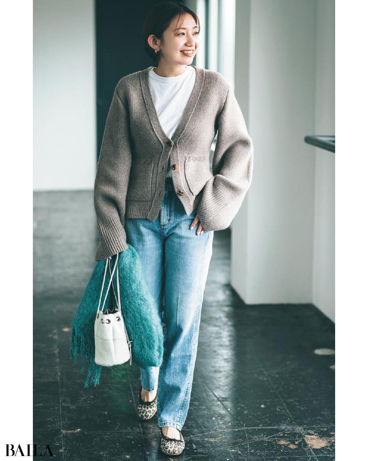 【30代スタイリストが私服でアンサーまとめ】リアルだから役に立つ。その冬服はもっと素敵に着られる!_36