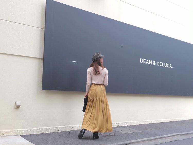今年は着回力のある服を!今買えば春まで着れるスカートを紹介♡_2