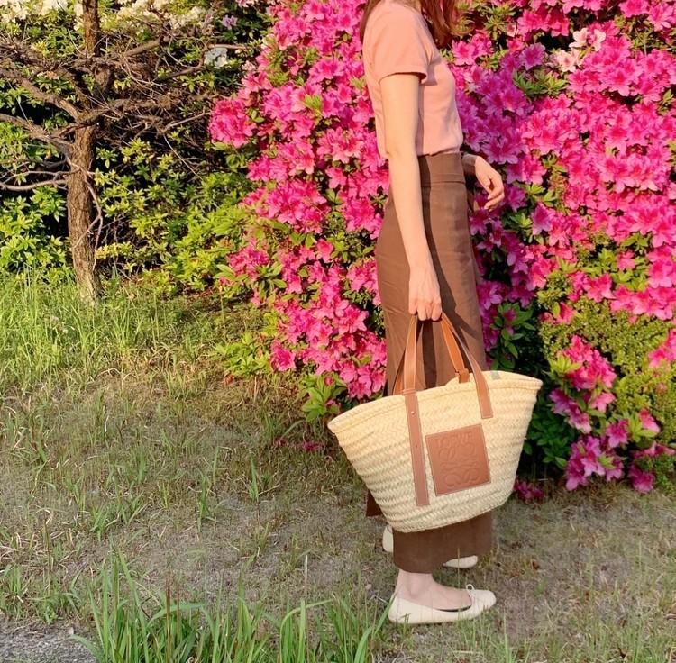 【2019年かごバッグまとめ】夏のファッションを彩る最旬マストアイテム!_23