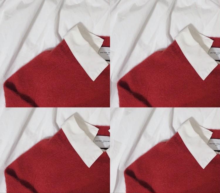 最愛knit♡秋冬ニットはこう着たい、4コーデ。_6