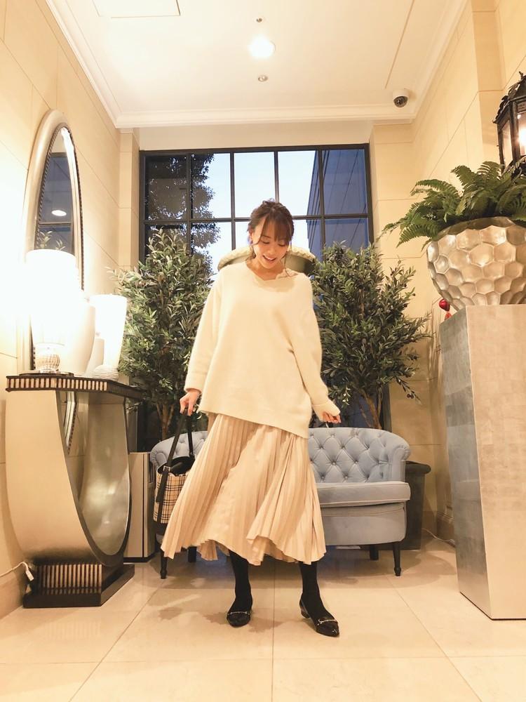 CACHECのスカート