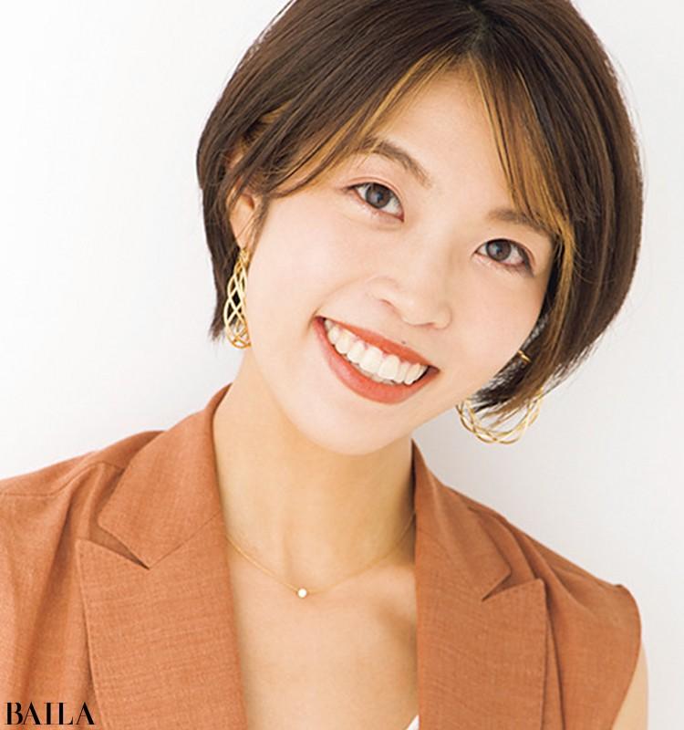 横井万里子さん