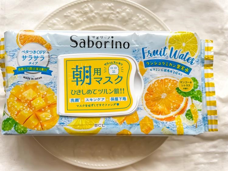 サボリーノ 夏ムードのマンゴー&シトラスの香り。