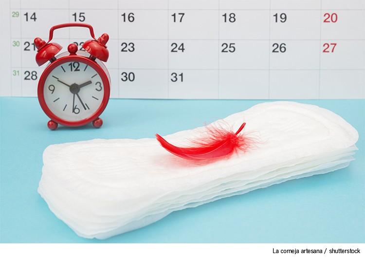 夜用ナプキンが1回でいっぱいになるなら多すぎ