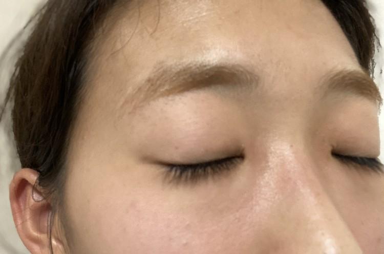 【時短美容】眉ブリーチはセルフで★今っぽ眉に_5