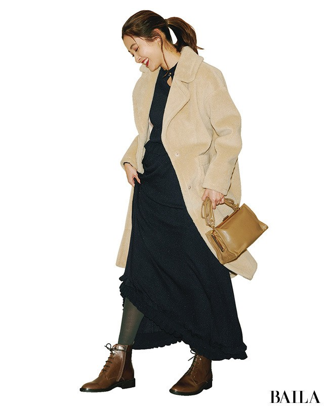 2018-19冬【ウールコート】5年先も着られる人気の新作31選(30代レディースファッション)_1_30