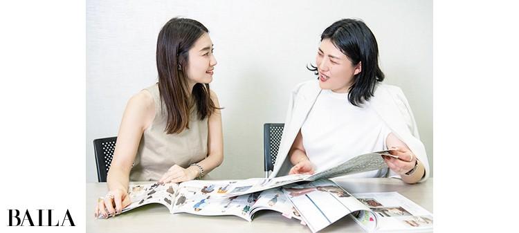 斉藤くみさんと東原妙子さんの座談会