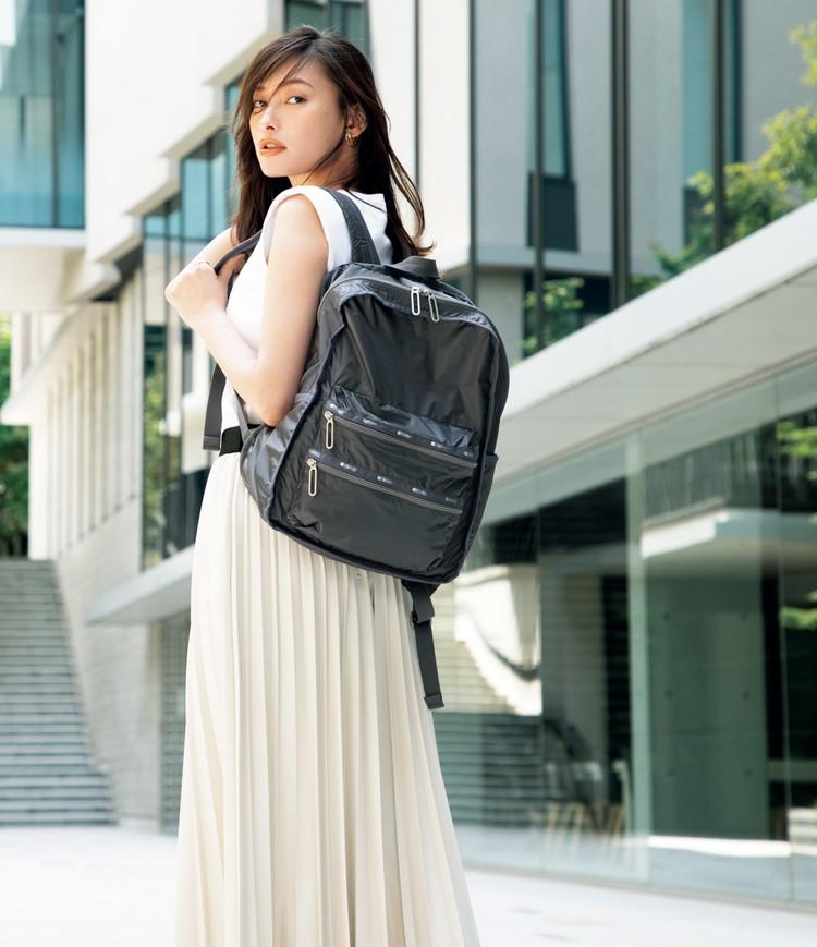 カジュアル化する通勤スタイルにも、休日のお出かけにも【毎日愛せるレスポートサックの機能派バッグ】_1