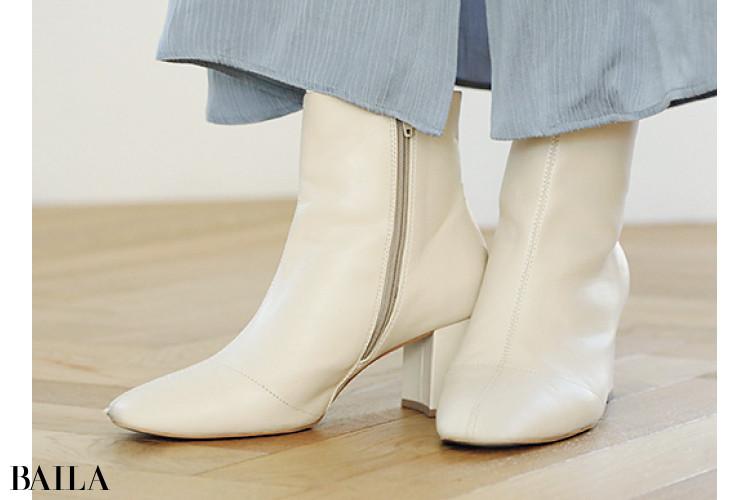 Ray Cassinのブーツ