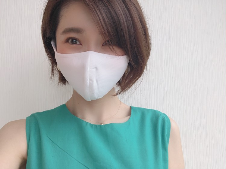 ユニクロ、話題のエアリズムマスクを購入。_3
