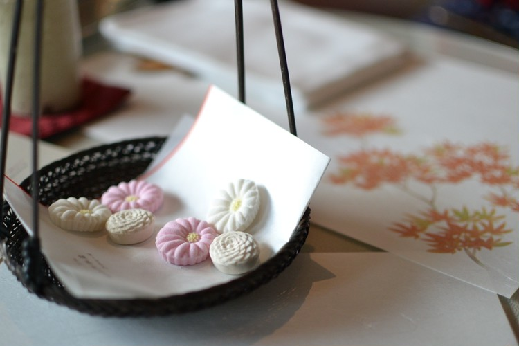 【気分は京都】パレスホテルの和のアフタヌーンティーが美味_1