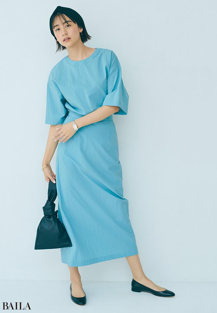 山本美月×Turquoise Blue【ターコイズブルー】