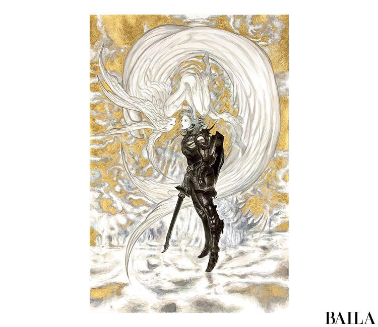 『みんなのミュシャ ミュシャからマンガへ――線の魔術』 ミュシャと影響を受けた作家たち_4