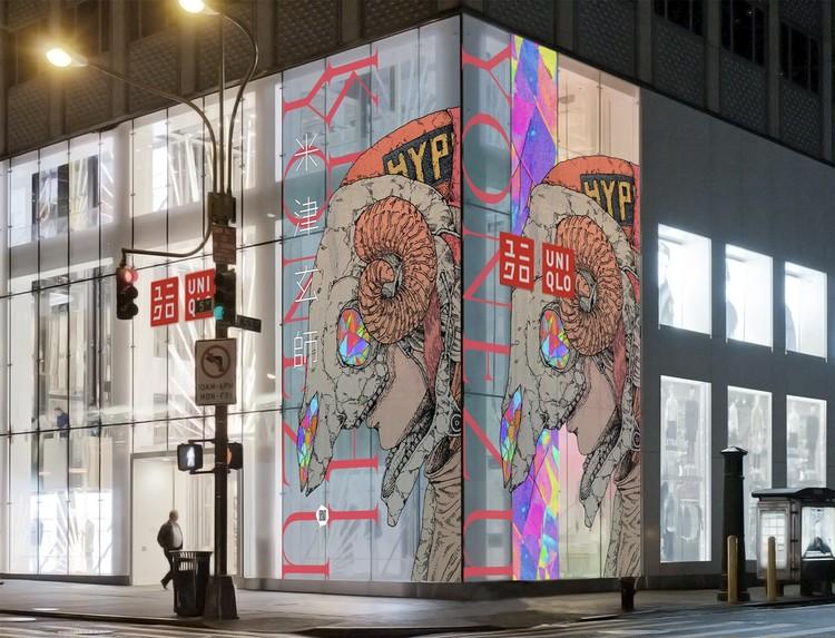 【ユニクロ(UNIQLO)UT X 米津玄師】初コラボTシャツ ニューヨークNY5番街店