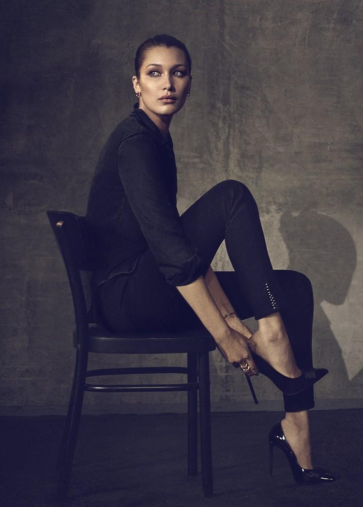 【ジョーズジーンズ】ベラ・ハディッドが新ミューズに就任♥_1