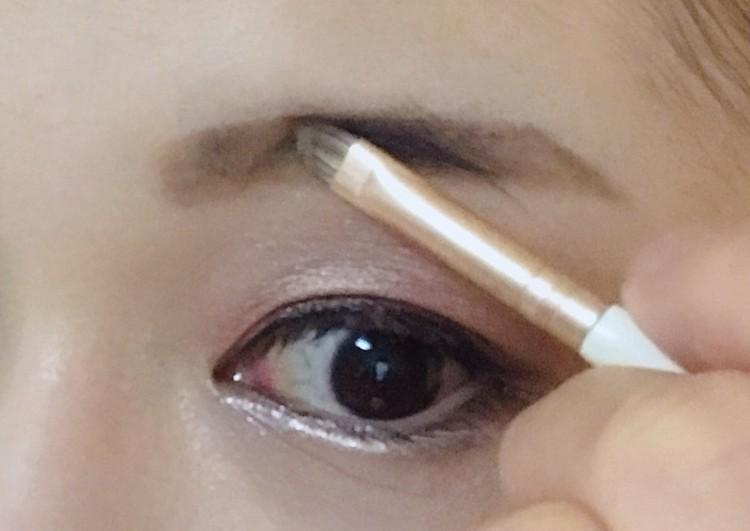 不器用な私でも自分史上最高の眉が簡単に作れました!天才眉ブラシ_8