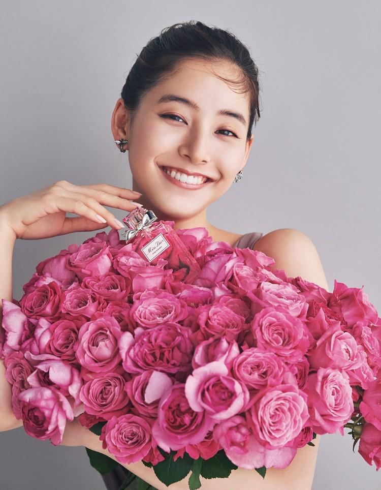 【Miss Dior】一面にバラが咲き誇る幸せの香り【新木優子×ミス ディオール ローズ&ローズ】_1