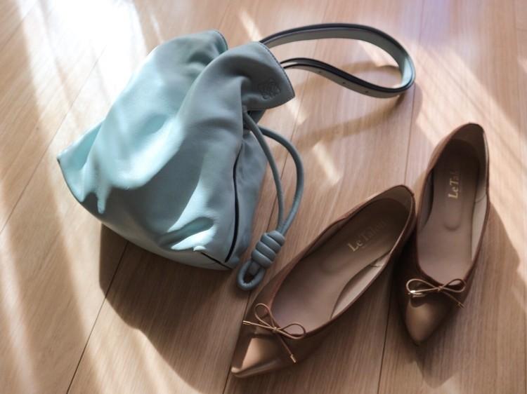 ロエベのミニバッグ