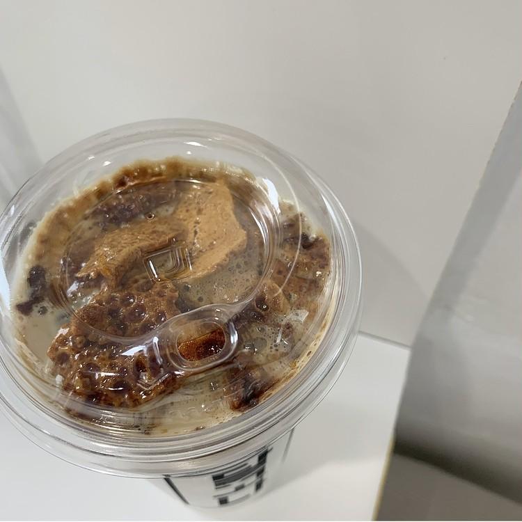 \新大久保グルメ/THE韓国っぽ카페(カフェ)_7