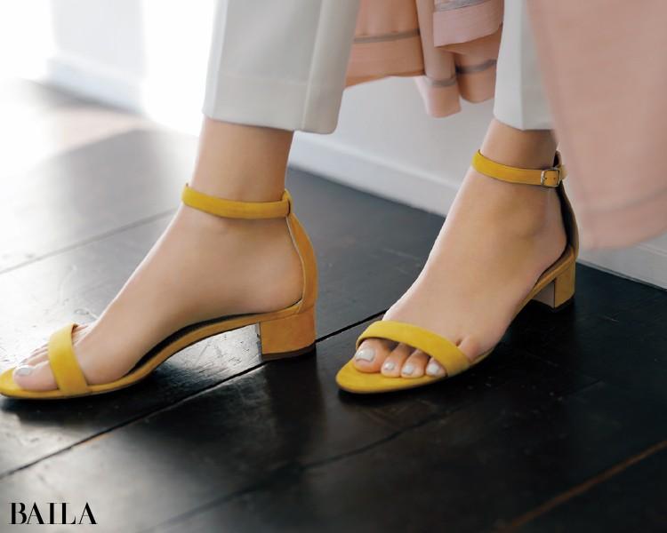 きれい色-靴