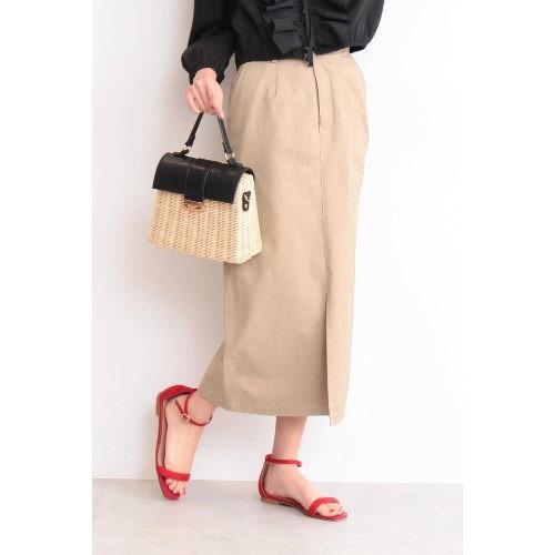 人前に立つ日は、知的シャツ&好感度スカートでキリリとスタイル♡【2019/3/13のコーデ】_3