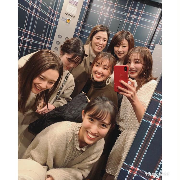 おしゃれレストランで関西バイラーズ新年会♡_5