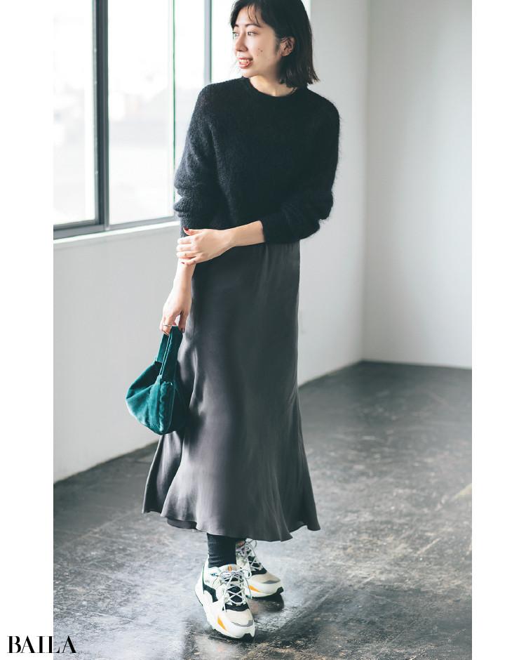 【30代スタイリストが私服でアンサーまとめ】リアルだから役に立つ。その冬服はもっと素敵に着られる!_33