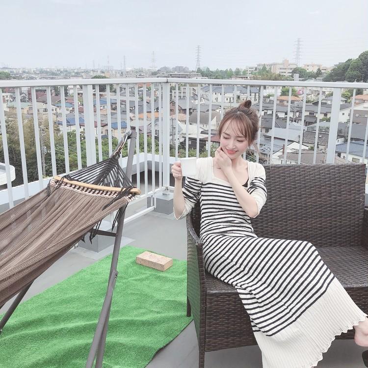 【stay home】ZARAリラックスワンピース♡_4