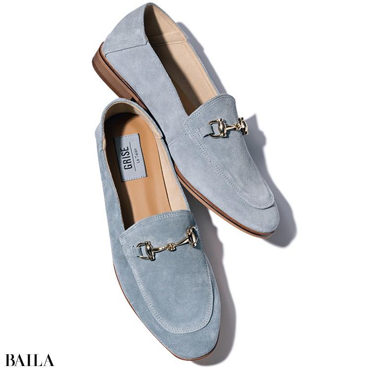 ル タロン グリーズの靴