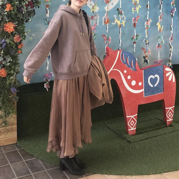 【GU×女っぽスカート】冬のプチプラ2コーデ_4