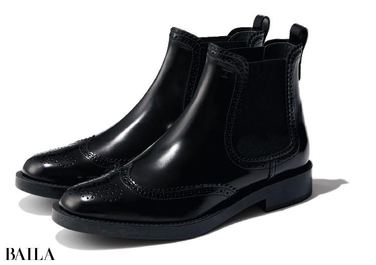 トッズの靴